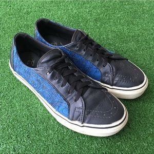 Vans x Metallica Escuela shoe men's 9 Women's 10.5